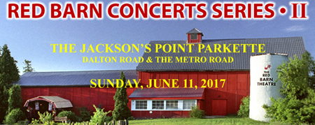 RED BARN CONCERTS SERIES Link
